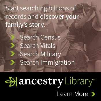 Ancestry Library available now!